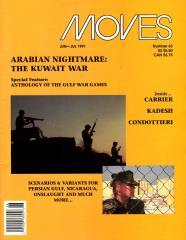 "#63 ""Arabian Nightmare, Carrier, Kadesh, Condottieri"""