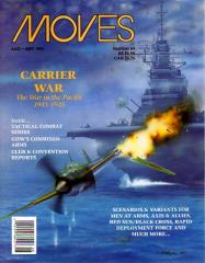 "#64 ""Carrier War, Variants for Men At Arms, Axis & Allies, Red Sun/Black Cross, RDF"""