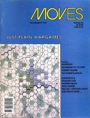 """#66 """"Just Plain Wargames, Eastern Front Tank Leader & Trajan Variants"""""""