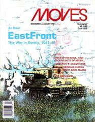"""#67 """"EastFront, Variants for Trajan, Russian Front, Test of Arms, Africa Orientale"""""""