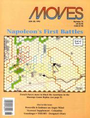 """#76 """"Napoleon's First Battles, Perryville, Embrace An Angry Wind"""""""
