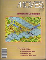 "#85 ""Antietam Campaign, Cemetery Hill, 30 Years War"""