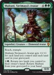 Multani, Yavimaya's Avatar (MR)