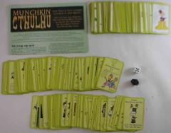 Munchkin Cthulhu Collection - Base Game + 1 Expansion!