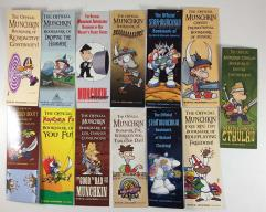 Munchkin Bookmark Collection - 13 Promo Bookmarks!