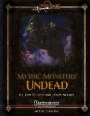 Mythic Monsters #9 - Undead