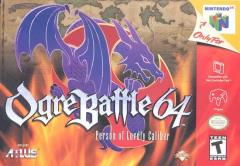 Ogre Battle - Person of Lordly Caliber