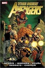 New Avengers, The Vol. 2