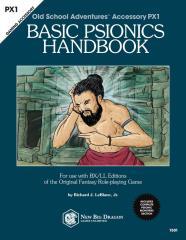 Basic Psionics Handbook