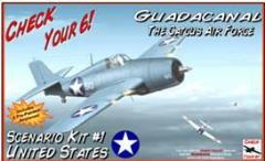 Guadalcanal - The Cactus Air Force, Starter Set