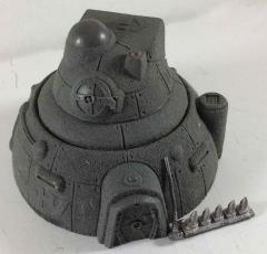 Heavy Gun Bunker w/Missiles