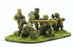 Paratrooper Panzerschreck Team