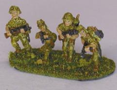 SMG Troops