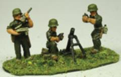 Marines 80mm Mortars & Crews