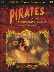 Pirates of the Forbidden Gold