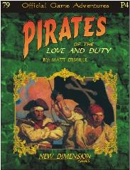 Pirates out for Love and Duty