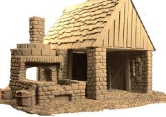 Medieval Blacksmith Shop