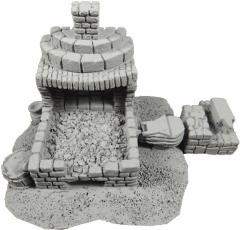 Stone Forge w/Anvil