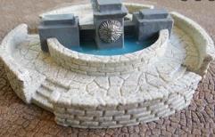 WW2/Modern Fountain