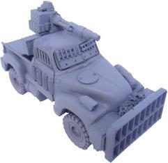Hellraiser Truck
