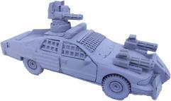 Enforcer Car