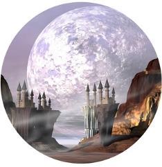 Coaster Set - Moon of Sirona