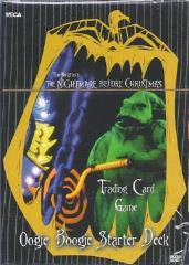 Nightmare Before Christmas TCG, The - Oogie Boogies Starter Deck