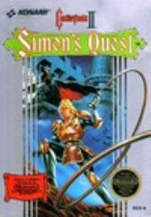 Castlevania II - Simon's Quest