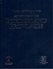 Adventures in the Borderland Provinces (Limited Edition) (5e)