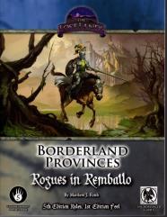 Borderland Provinces - Rogues in Remballo (Limited Edition) (5e)