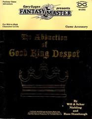 Abduction of Good King Despot, The