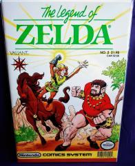 Legend of Zelda #2, The