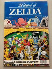 Legend of Zelda #4, The