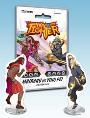 Way of the Fighter - Mbiraru vs. Ying Pei