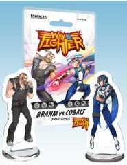 Way of the Fighter - Brahm vs. Cobalt