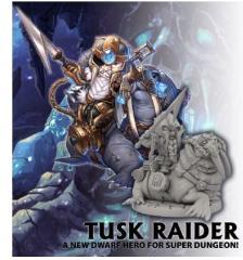 Tusk Raider