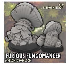 Furious Fungomancer