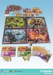 12 Realms (2nd Printing)