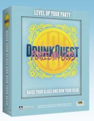 DrunkQuest - Porcelain Gods
