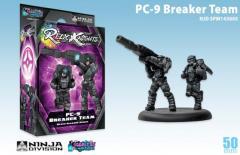 PC-9 Breaker Team