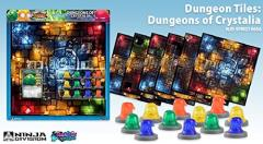 Dungeons of Crystalia Expansion