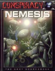 Nemesis - The Grey Sourcebook (1st Printing)