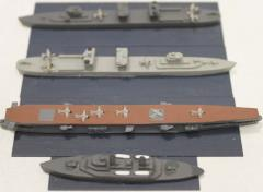Japanese Ship Collection #1