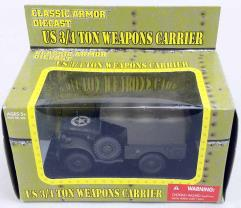 U.S. 3/4 Ton Weapons Carrier
