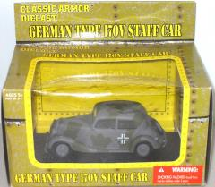 German Type 170V Staff Car