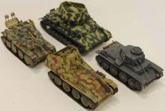 German Tank Collection #1