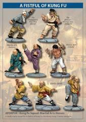 Martial Arts Heroes