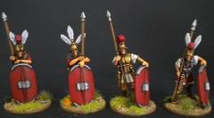 Triarii Characters