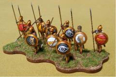 Lybian-Phoenician Spearmen
