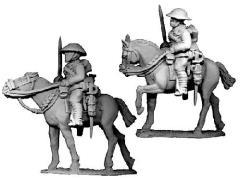 British Cavalry w/Swords